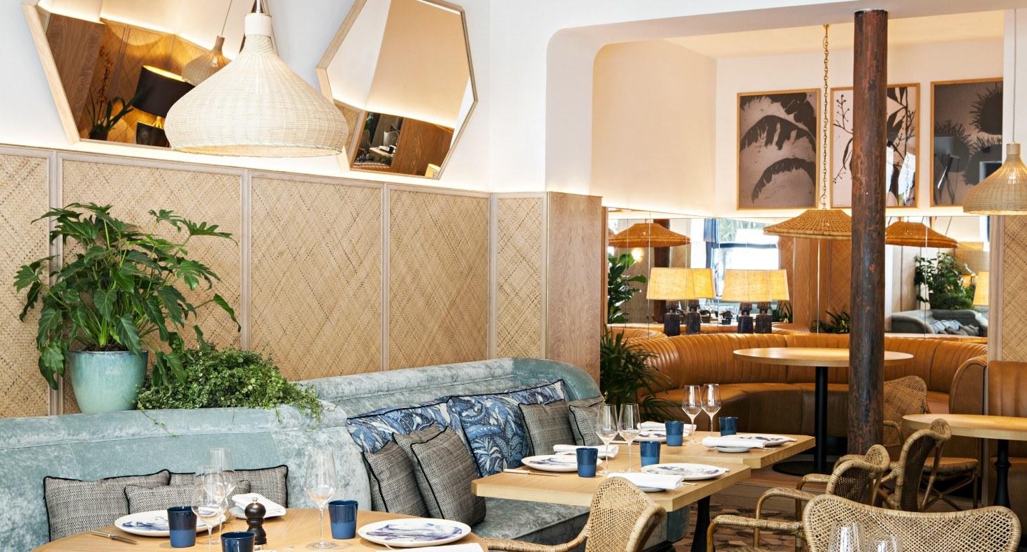 Restaurant Le Divellec Paris